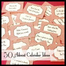 the best advent calendar christmas activities for kids fun
