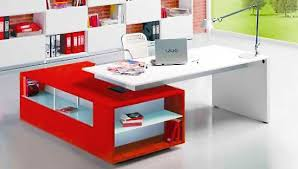 modern home office desk modern office desk office interiors modern wood metal desk design