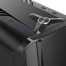 boitier bureau boitier pour ordinateur de bureau spirit of gamer rogue 2