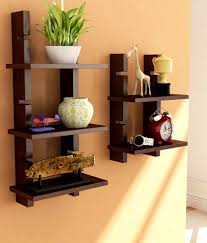 Wall Shelves Pepperfry by Pretty Diy Wooden Wall Shelves That You Will Fall In Love With