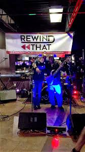rewind wedding band where the party at