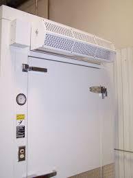 ambient air curtain horizontal sanitary slc07 series