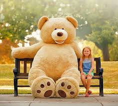teddy bears 8 foot teddy