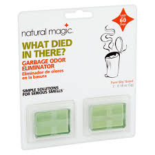 Natural Scent Natural Magic Garbage Odor Eliminator Pure Sky Scent 2 Count