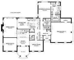 executive bungalow floor plans home decorating interior design