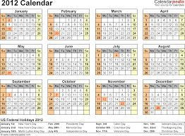 canadian thanksgiving 2012 2012 calendar with federal holidays u0026 excel pdf word templates