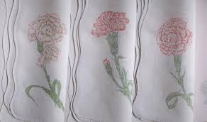 8 linen placemats u0026 9 linen napkins 1960s euc handmade