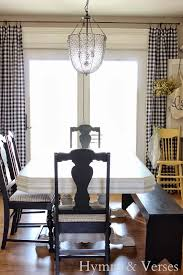 Black Gingham Curtains Black And White Gingham Curtains Home Is Where The Is