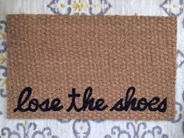 Fun Doormat Shoes Off Doormat Mesmerizing Shoes Off Bitches Decorative Door