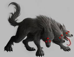 three headed dog spirit halloween round 1 this is real this is me by daughterofthehunt10 on deviantart