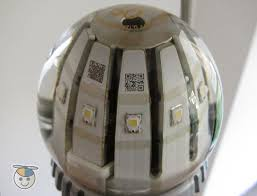 Switching To Led Light Bulbs by Review Switch Lighting U0027s Liquid Filled Switch60 Led Bulb Geek Com