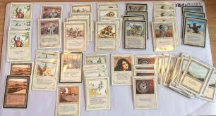 Mtg Invitational Cards The Relic War Understanding Ancestral Recall U2013 Vintage U0026 Old