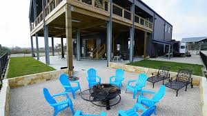 metal barn home in port o u0027connor texas