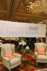 ballard designs at haven conference 2014 how to decorate