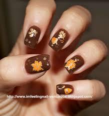 11 easy fall nail designs images cute nail design fall autumn