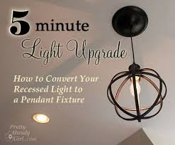 changing recessed light to chandelier recessed lighting how to change recessed light to pendant