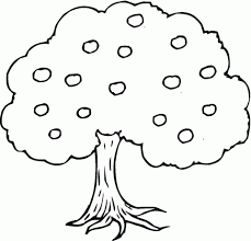 get this easy printable tree coloring pages for children 7u4lh