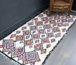 vintage moroccan azilal rug bring it on home