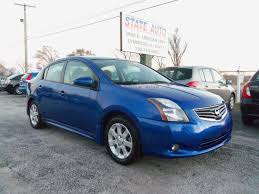 nissan sentra blue 2010 2012 nissan sentra state auto inc