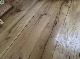 Cottage Oak Laminate Flooring Reclaimed Oak Floorboard For Harbour Side Cottage British Wood
