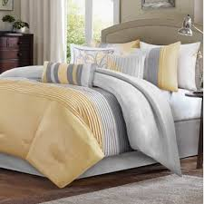 Gold Bed Set Yellow Gold Bedding Sets You Ll Wayfair