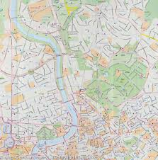Map Of Rome Italy by Map Of Rome U0026 Italy South Itm U2013 Mapscompany