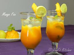 mango mojito recipe mango fizz mango fizz recipe zeel u0027s kitchen