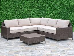 Patio Sofas On Sale by 6 Piece Deven Patio Seating Group U0026 Reviews Joss U0026 Main