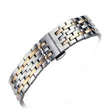 stainless steel bracelet tissot images Durable 316l stainless steel wrist bracelet for tissot t41 le jpg