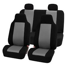 car chair covers fh fb102114 set classic cloth car seat covers