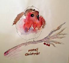make your own christmas cards dec 2014 arttutor