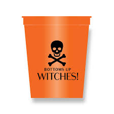 Halloween Cups Witches Halloween Cup