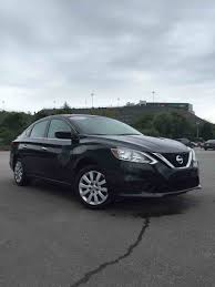 nissan canada grad program used 2016 nissan sentra 1 8 s buy like new at a pre owned price