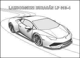 lamborghini coloring pages car pictures