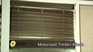 window motorized timber blinds design ideas combined with timber