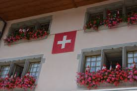 Flag Red With White Cross It U0027s Hip To Be Square Aka Why The Swiss Flag Is Square