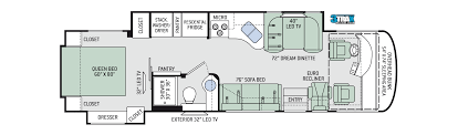 Thor Fifth Wheel Floor Plans by Floor Plans Palazzo 33 2