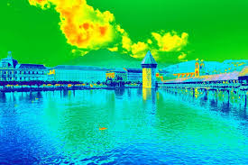 lunapic free online photo editor thermal effect