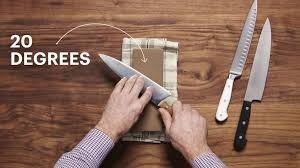 how do you sharpen kitchen knives how to sharpen a kitchen knife interesting stylish interior home