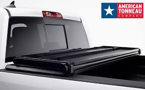 Truck Bed Covers Tonneaucovers Com American Hard Tri Fold Truck Bed Cover