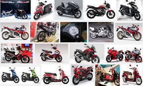 motor honda indonesia nameoto daftar harga motor honda terbaru 2016