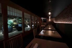Rock Garden Restaurant Find A Secret Rock Garden Inside This Alleyway Japanese Restaurant