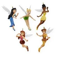 2009 tinker bell and friends disney hallmark keepsake ornament at