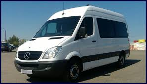 lexus van rental cars for rent with a driver