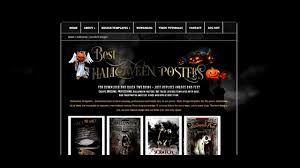 create horror poster with these 60 best halloween poster templates