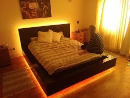 large u0027floating u0027 bed 5 steps