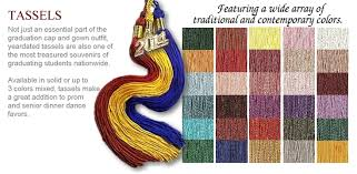 grad tassel tassel colors