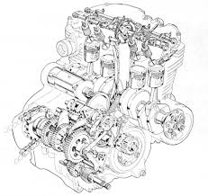 Wiring Diagram For 1987 Honda Goldwing Honda Cb350f Technical Page