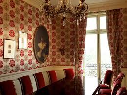 deco de restaurant hôtel dillon le clarence et la cave du château paris décorateur