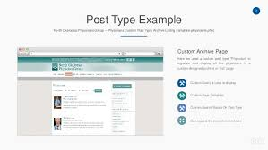 wordpress custom posts types for structured content